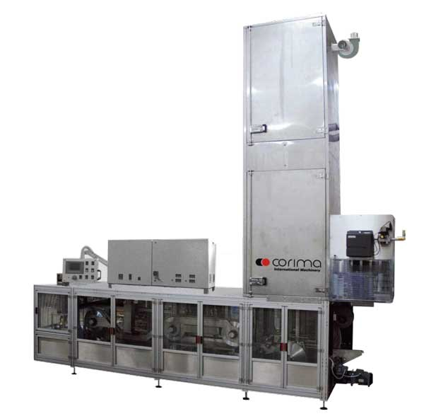 Can Line Electrocoater